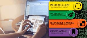 Webotop - Créer un site web professionnel, soyez au top ! Web design, développement web, SEO, optimisation, consulting