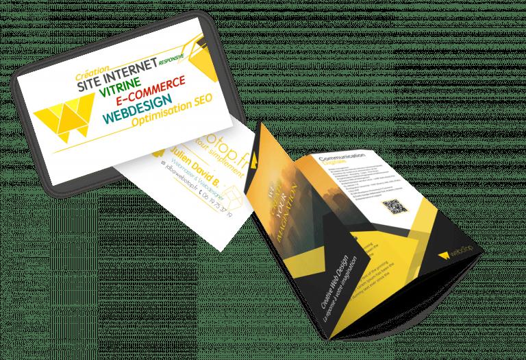 Webotop - solutions web, webdesign et print